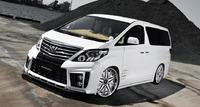Аэродинамический обвес Admiration для Toyota Alphard (S20/25)