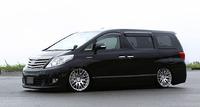Аэродинамический обвес Blow Design для Toyota Alphard (S20/25)