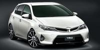 Аэродинамический обвес TRD для Toyota Auris (E18)