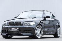 Аэродинамический обвес Hamann для BMW 1-series Coupe (E82)