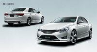 Обвес Modellista Toyota Mark X 130 GRX130, GRX133, GRX135