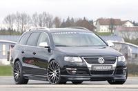 Аэродинамический обвес Rieger для Volkswagen Passat (B6)