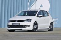 Аэродинамический обвес Rieger для Volkswagen Polo V