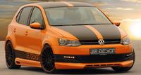 Аэродинамический обвес JE Design для Volkswagen Polo V