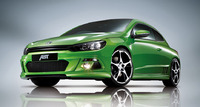 Аэродинамический обвес ABT Sportsline для Volkswagen Scirocco