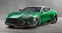 Обвес Mansory для Aston Martin DB11
