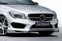 Накладка переднего бампера Carlsson для Mercedes CLA C117