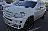 Обвес на Mercedes GL-class X164 Brabus (Ver. 2)