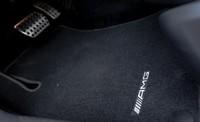 Водительский коврик AMG для Mercedes C204 C207