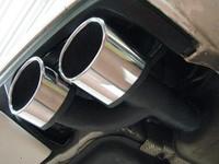 Насадки на глушители Piecha Design для Mercedes