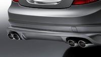 Глушители Carlsson для Mercedes CL63 CL65 S63 S65 AMG