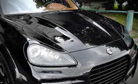 """Капот Porsche Cayenne 955/957 TechArt """"Magnum"""""""