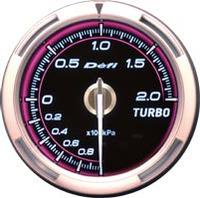 Датчик DEFI C2 Advance розовый Boost (давление турбины)