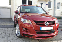 Обвес «Caracter» на Volkswagen Tiguan