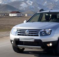 Капот Renault Duster 2011-2014