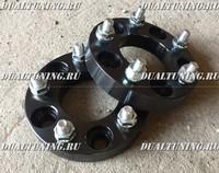 Проставки колесные 5*100 2см - 20мм (шаг 1.5, ЦО73)