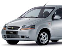 Капот Chevrolet Aveo 2003-2006