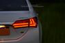 Стопы тюнинг Toyota Corolla 2012-2015 E180 (красные) стиль Lexus