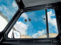 Сдвижные окна УАЗ Хантер/469 тент