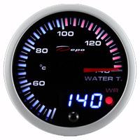 "Датчик DEPO ""Smart LED Drive"" 60мм температура охлаждающей жидкости (water temp)"