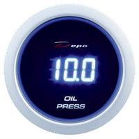 Датчик DEPO 52мм электронное табло (Oil Press) давление масла