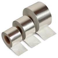 Оплетка (термолента) для впускных систем серебро 5м*50мм