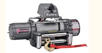 Лебёдка электрическая 12V Runva 8000lbs