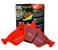 """Колодки тормозные """"EBC"""" Blackstuff Ceramic для BMW3 E46 Z3, Z4"""