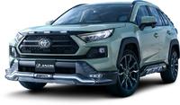 "Обвес ""JAOS"" Toyota RAV4 2019-2020 (Япония)"
