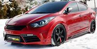 Тюнинг-обвес «My Ride Full Body Kit» для Hyundai Elanta (Avante md)
