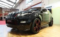 Тюнинг обвес «Startech» на Range Rover Evoque