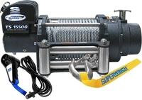 Лебедка электрическая Tigershark 17500 (12В)