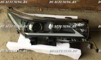 Фары тюнинг Toyota Corolla E160 / E170 / E180 стиль Lexus