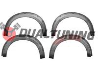Фендера - расширители колесных арок Toyota Hilux VIGO 2011+