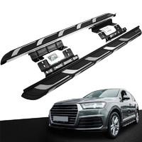 Пороги - подножки для Audi Q5 2013+ #2