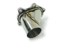 Фланец с трубой Subaru (сталь)