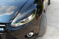 Накладки на фары (реснички) Ford Focus 3 2011-2013