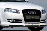 Накладка на передний бампер ABT Sportsline для Audi A4 (8E facelift)