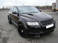 Капот MAGNUM STYLE Volkswagen Touareg 7L 2003-2010