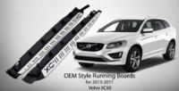 Пороги - подножки для Volvo XC60 2014+