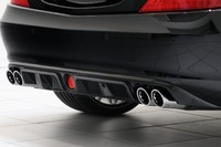 Глушитель Brabus для Mercedes SLK R172