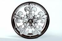 Кованные диски из коллекции «Fleur de Lis» GW Blanc de Blancs