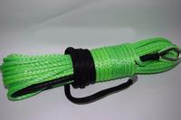 Кевларовый трос (зеленый) 12*28м