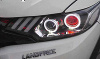 "Фары Honda Fit 2013+ ""Red Eye"""