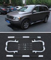 Пороги - подножки для Volvo XC90 2003+