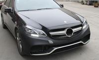 Обвес рестайлинговый на Mercedes E-class W212 2013-2015 в версию 63 AMG