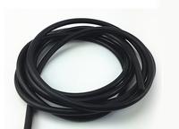 Вакуумный шланг черный (армированный) 6*11мм