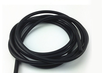 Вакуумный шланг черный (армированный) 20*27мм