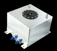 Топливный бак 57 литров type-2