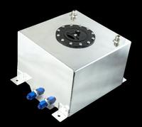 Топливный бак 57 литров (алюминиевая крышка)